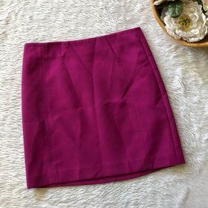 Loft Violet Skirt